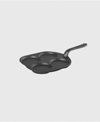 Egg frying pan 20x22 cm