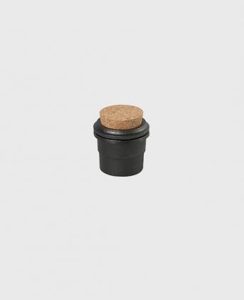 Gryta oval 6 L med järnlock