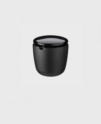 Swing Salt bordsbehållare lock i svart