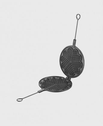 Våffeljärn 21 cm
