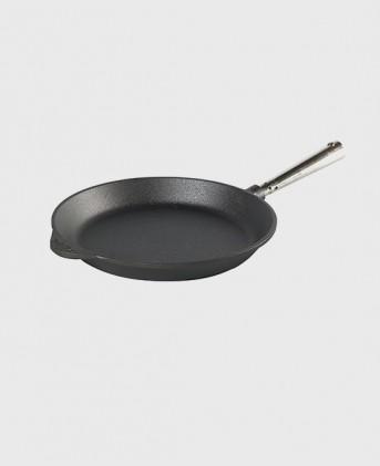 Stekpanna 26 cm med stålhandtag